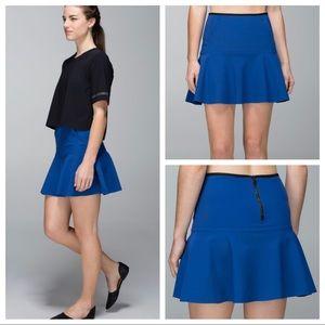 🆕Lululemon Mini Skater Skirt 'Get It On & Go' 8